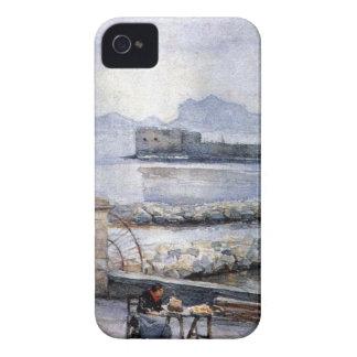 ナポリ。 Enbankment。 Vasily Surikov著 Case-Mate iPhone 4 ケース