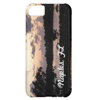 ナポリ iPhone5Cケース