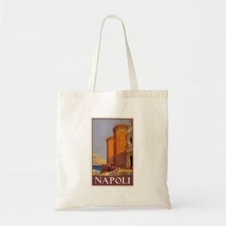 ナポリ- Napoliのヴィンテージ トートバッグ