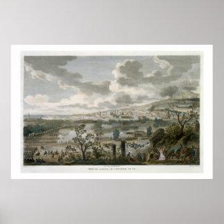 ナポリ、Pluviose 2年7 (23 Januの捕獲 ポスター