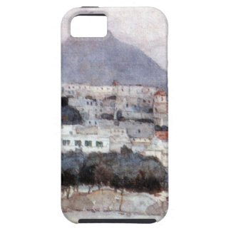 ナポリ。 Vesuvius。 Vasily Surikov著 iPhone SE/5/5s ケース