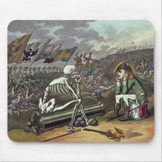 ナポレオンおよび骨組、第18 マウスパッド