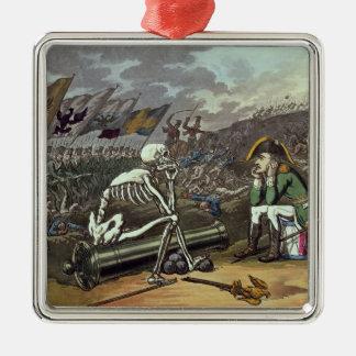ナポレオンおよび骨組、第18 メタルオーナメント