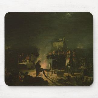 ナポレオンのビバーク戦場の戦いのI マウスパッド