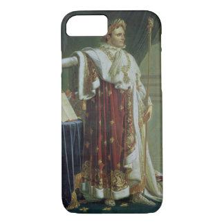ナポレオンのポートレート彼の即位ローブのI、18 iPhone 8/7ケース
