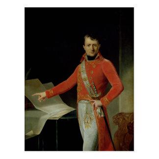 ナポレオンのポートレートI ポストカード