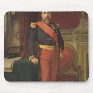 ナポレオンのポートレートIII 1862年 マウスパッド