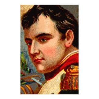 ナポレオンのヴィンテージ 便箋