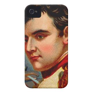 ナポレオンのヴィンテージ Case-Mate iPhone 4 ケース