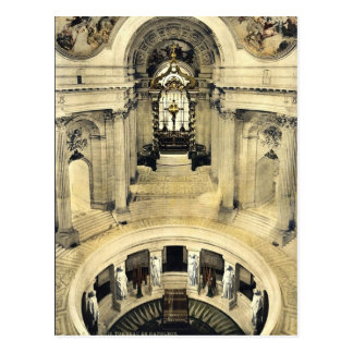 ナポレオンの墓、パリ、フランスのクラシックPhotochrom ポストカード