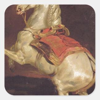 ナポレオンの種馬、セオドアGericaul著Tamerlan スクエアシール