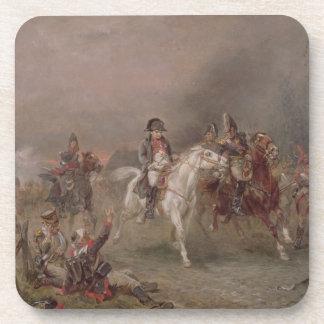 ナポレオンの退去(キャンバスの油) コースター