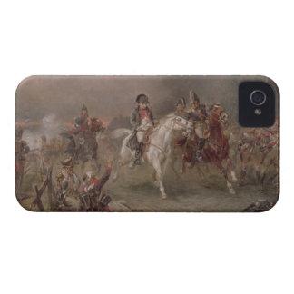ナポレオンの退去(キャンバスの油) Case-Mate iPhone 4 ケース