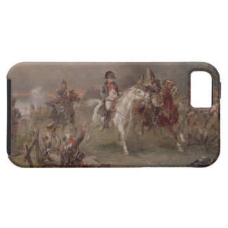 ナポレオンの退去(キャンバスの油) iPhone SE/5/5s ケース