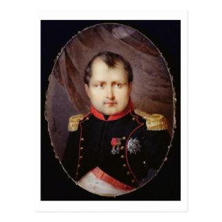 ナポレオンのT34002ポートレートのミニチュアI (1769-1821年 ポストカード