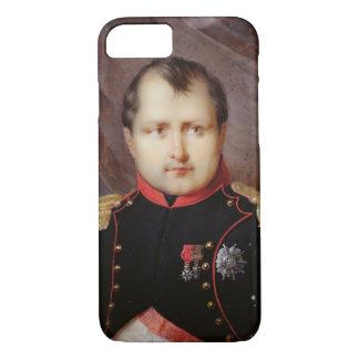 ナポレオンのT34002ポートレートのミニチュアI (1769-1821年 iPhone 8/7ケース