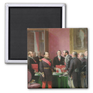 ナポレオンはIII法令を引き渡します マグネット