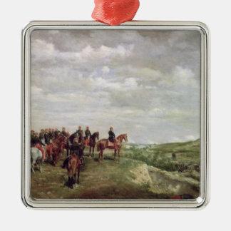 ナポレオンソルフェリーノの戦いのIII (1808-73年) メタルオーナメント