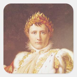 ナポレオン即位ローブのI、c.1804 スクエアシール