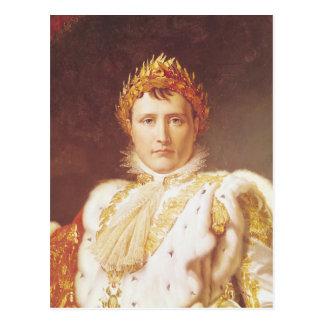 ナポレオン即位ローブのI、c.1804 ポストカード