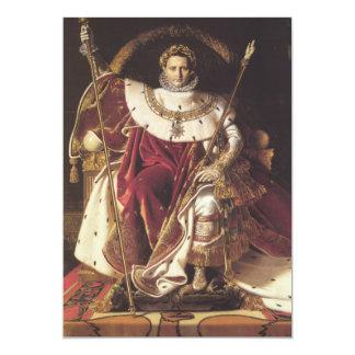 ナポレオン彼の帝国王位のI カード