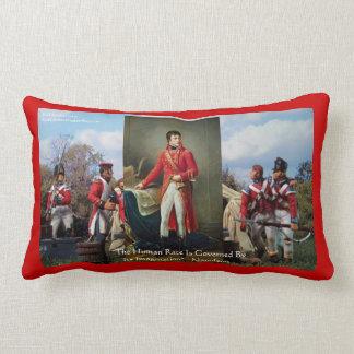 """ナポレオン""""想像規則""""の装飾用クッションを引用します ランバークッション"""