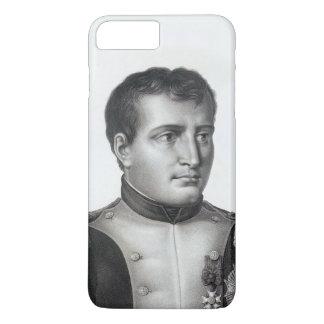 ナポレオン- Napoleon Bonaparteのフランス人のヴィンテージ iPhone 8 Plus/7 Plusケース