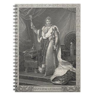 ナポレオンle Grand 1805年 ノートブック