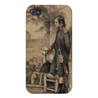 ナポレオンTuileriesの包囲のI iPhone 4/4Sケース