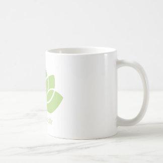 ナマステのはす コーヒーマグカップ