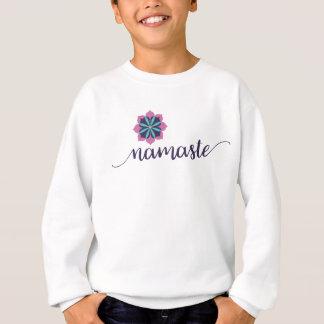 ナマステのスエットシャツをからかいます スウェットシャツ