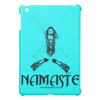 ナマステのスキューバヨガ iPad MINIカバー