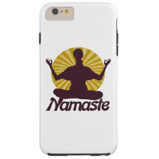 ナマステの平和な黙想 TOUGH iPhone 6 PLUS ケース