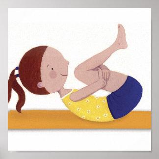 ナマステの幼児 ポスター