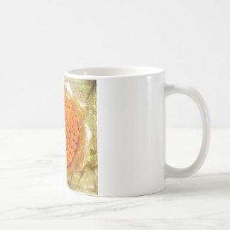 ナマステの精神的な黙想およびヨガの刺激を受けたな芸術 コーヒーマグカップ