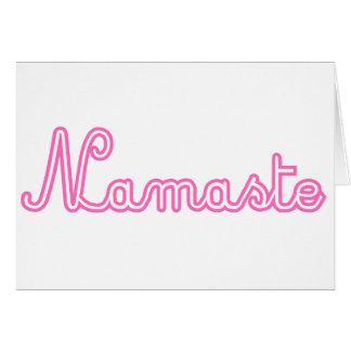 ナマステ カード