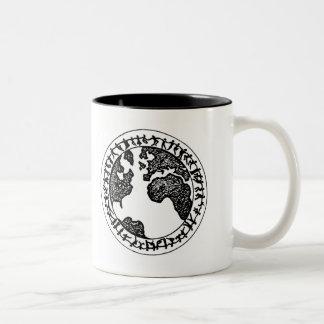 ナマステ ツートーンマグカップ