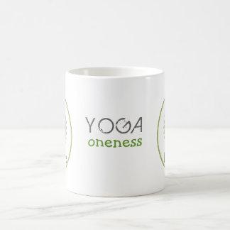 ナマステ-ヨガのマグ コーヒーマグカップ