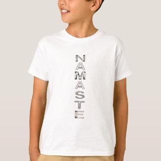 """""""ナマステ"""" Tシャツ"""