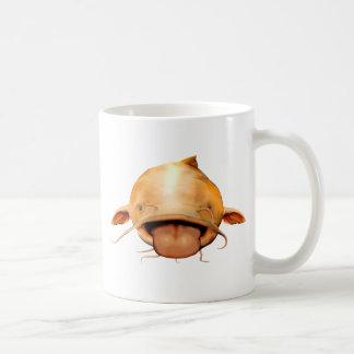 ナマズの舌 コーヒーマグカップ