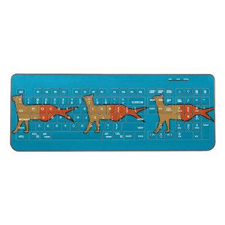 ナマズ ワイヤレスキーボード