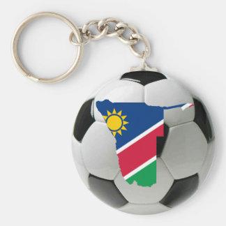 ナミビアの全国代表チーム キーホルダー