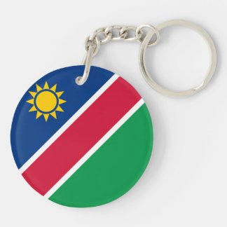 ナミビアの旗 キーホルダー