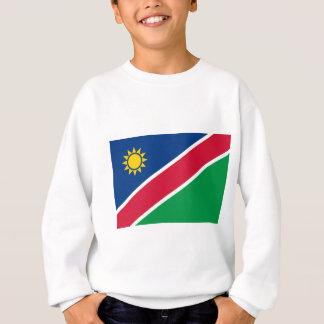 ナミビアの旗 スウェットシャツ