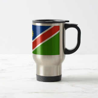 ナミビアの旗 トラベルマグ
