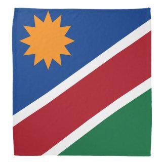 ナミビアの旗 バンダナ