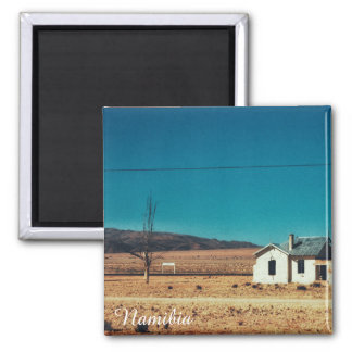 ナミビアの景色の磁石 マグネット