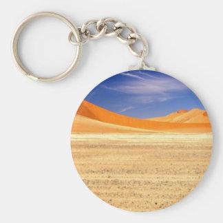 ナミビアの砂丘 キーホルダー