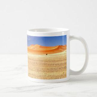 ナミビアの砂丘 コーヒーマグカップ