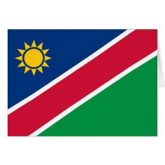ナミビア カード
